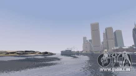 ENB Realistic Weather Fix pour GTA 4
