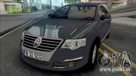 Volkswagen Passat (Romanian Plates) pour GTA San Andreas