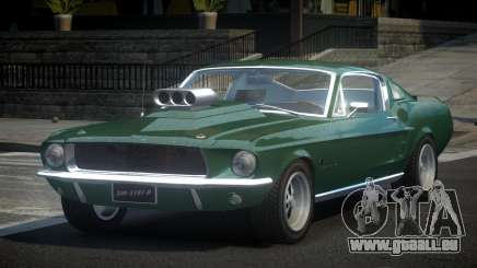 Ford Mustang Old SP Tuned pour GTA 4