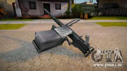 Heavy Machine Gun für GTA San Andreas