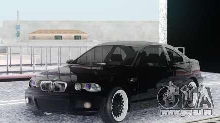 BMW M3 E46 LQ pour GTA San Andreas