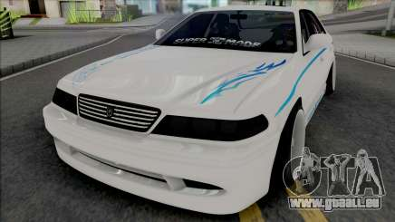Toyota Mark II JZX100 SuperMade pour GTA San Andreas