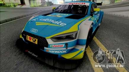 Audi RS5 DTM Robin Frijns pour GTA San Andreas