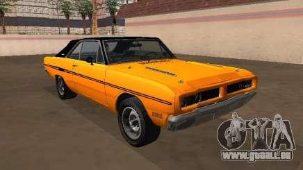 Dodge Charger brésilien 1976 pour GTA San Andreas