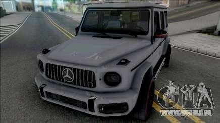 Mercedes-AMG G63 W646 Edition für GTA San Andreas