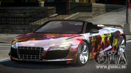Audi R8 SP Roadster PJ5 pour GTA 4