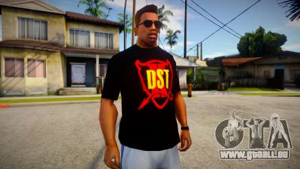T-shirt KDST für GTA San Andreas