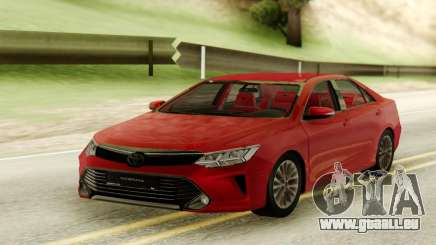 Toyota Camry V50 Exclusive pour GTA San Andreas