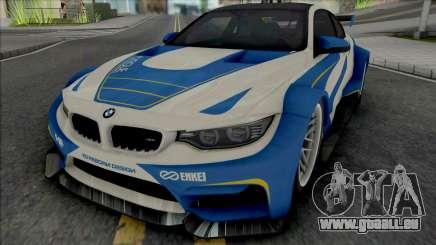 BMW M4 F82 (Razor) für GTA San Andreas