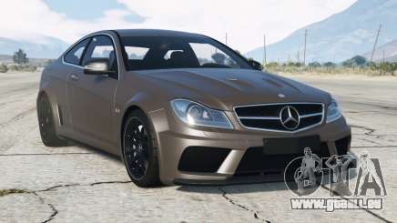 Mercedes-Benz C63 AMG (C204) 2012〡add-on v1.1 pour GTA 5