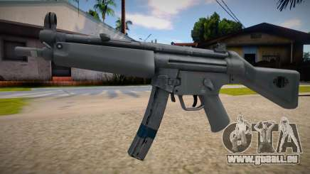 MP5A3 (COD MW2019) pour GTA San Andreas
