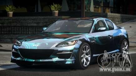 Mazda RX-8 SP-R S2 pour GTA 4