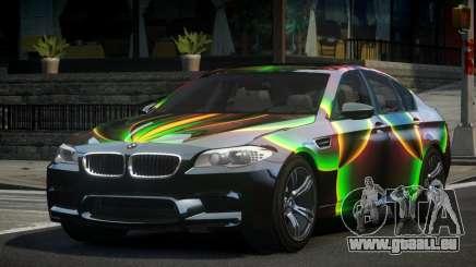 BMW M5 F10 PSI-R S8 pour GTA 4