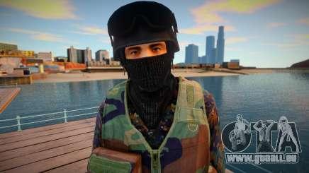 Žandarmerija Marpat pour GTA San Andreas