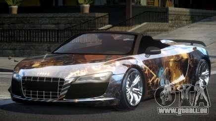 Audi R8 SP Roadster PJ8 pour GTA 4