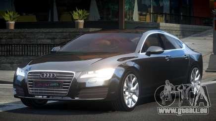 Audi A7 E-Style für GTA 4