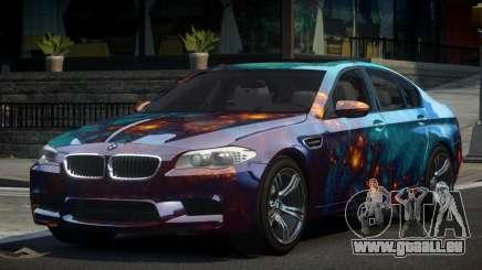 BMW M5 F10 PSI-R S2 pour GTA 4