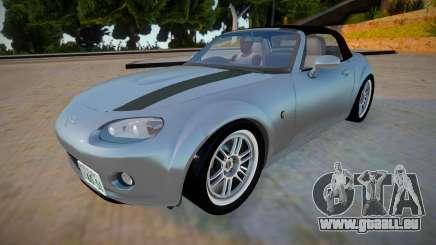 Mazda Miata MX-5 Japanistic pour GTA San Andreas
