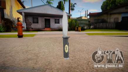 The Expendables Knife Skin mod pour GTA San Andreas