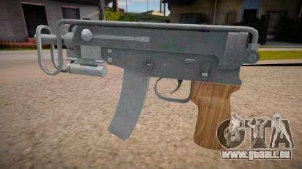 Skorpion Vz 61 für GTA San Andreas