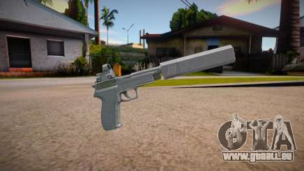 SIG P226R (Escape from Tarkov) - Silenced v2 pour GTA San Andreas