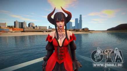 Tekken 7 Eliza 1P pour GTA San Andreas