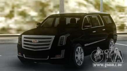 Cadillac Escalade Black Series pour GTA San Andreas