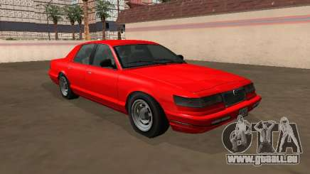Mercure Grand Marquis (1994) pour GTA San Andreas