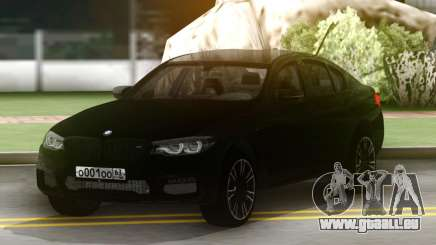 BMW 520d M5 kit pour GTA San Andreas