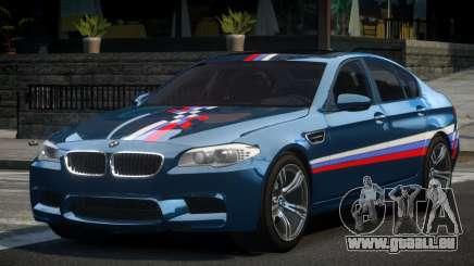 BMW M5 F10 PSI-R S3 pour GTA 4