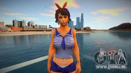 Tekken 7 Josie Rizal Marine pour GTA San Andreas