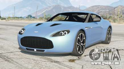 Aston Martin V12 Zagato 2012〡add-on pour GTA 5