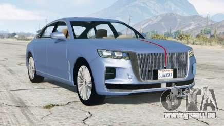 Hongqi H9 2020〡add-on pour GTA 5