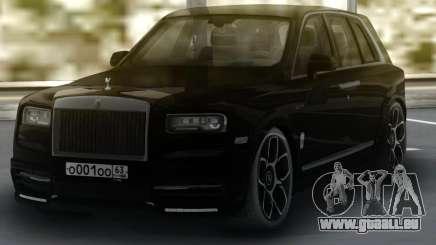 Rolls-Royce Cullinan Black pour GTA San Andreas