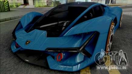 Lamborghini Terzo Millennio [Fixed] für GTA San Andreas