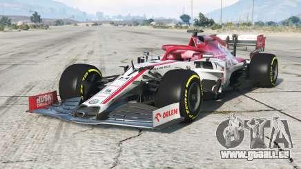 Alfa Romeo Racing C39〡add-on v4.0 pour GTA 5