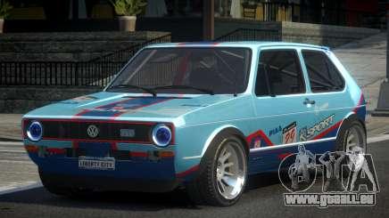 Volkswagen Golf SP-R L1 pour GTA 4