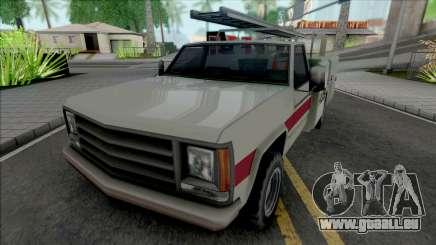 New Utility Van pour GTA San Andreas