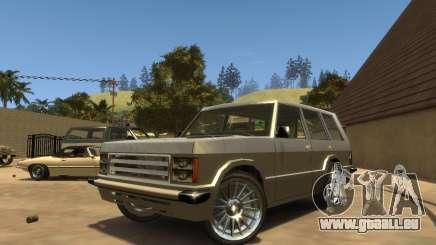 Huntley SA pour GTA 4