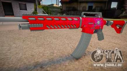 Derya MK-10 VR 102 für GTA San Andreas