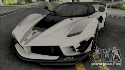 Ferrari FXX-K Evo pour GTA San Andreas