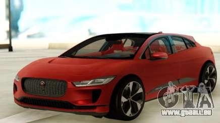 Jaguar I-PACE pour GTA San Andreas