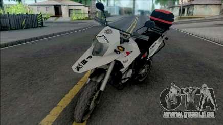 Honda XRE 300 2015 PMESP pour GTA San Andreas
