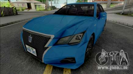 Toyota Crown Athlete GRS214 2016 pour GTA San Andreas