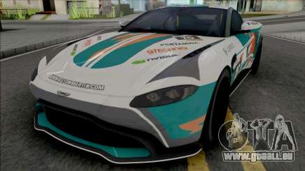 Aston Martin Vantage 2019 (Real Racing 3) pour GTA San Andreas