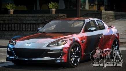 Mazda RX-8 SP-R S5 pour GTA 4
