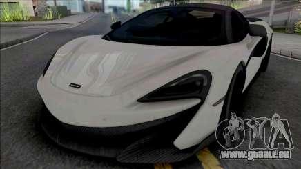 McLaren 600LT für GTA San Andreas