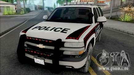 Chevrolet Tahoe 2001 Bosnian Livery Style pour GTA San Andreas