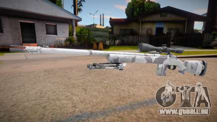 M24 (AA: Proving Grounds) v2 für GTA San Andreas