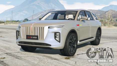 Hongqi E-HS9 (E115) 2020〡add-on